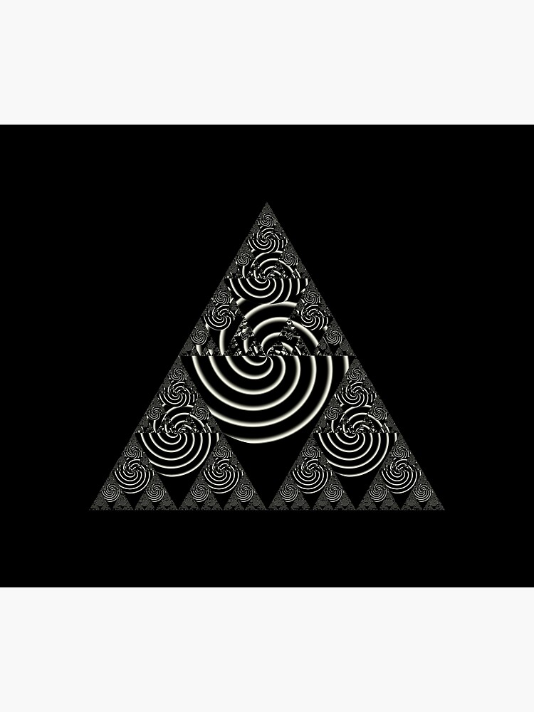 Sierpinski I by rupertrussell