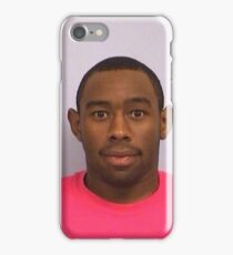 Tyler, The Creator Mugshot iPhone Case/Skin
