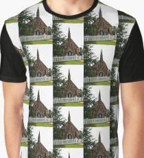 Presbyterain Church Hill End Graphic T-Shirt