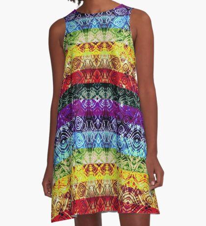 Zen Toute Bagaille A-Line Dress