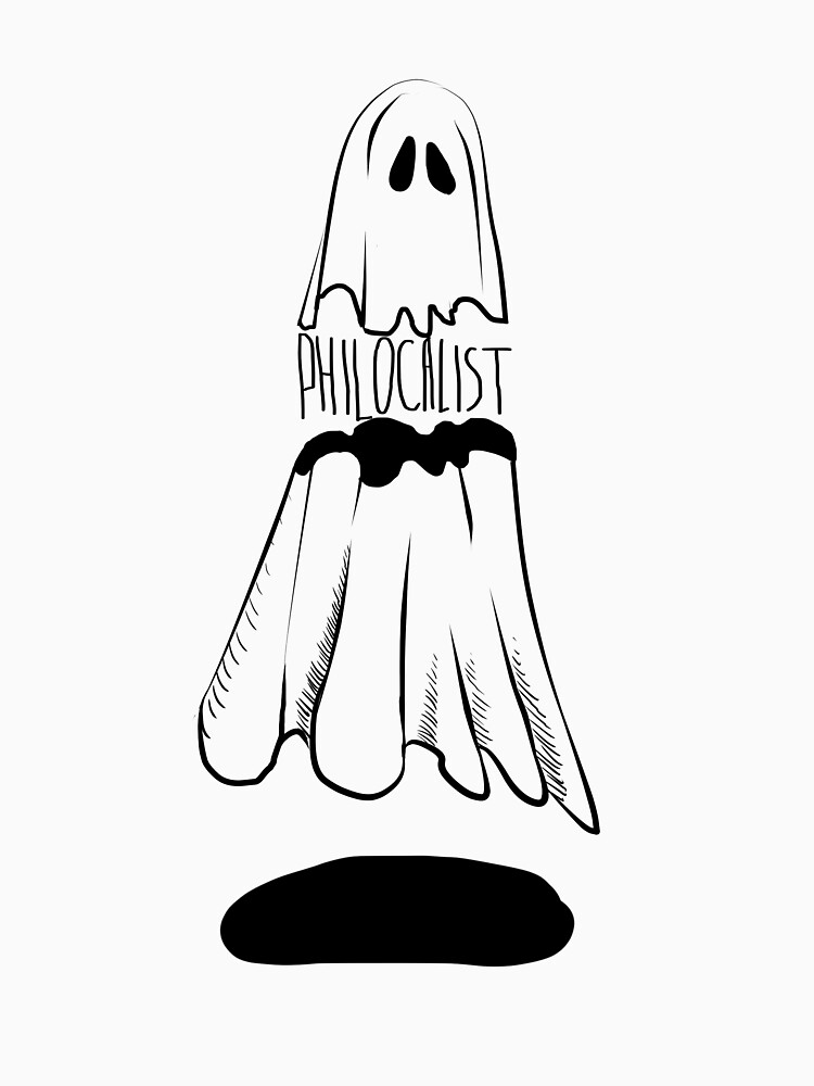 Ghost Black by Philocalist