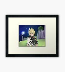 Ventus in the Land of Departure Framed Print