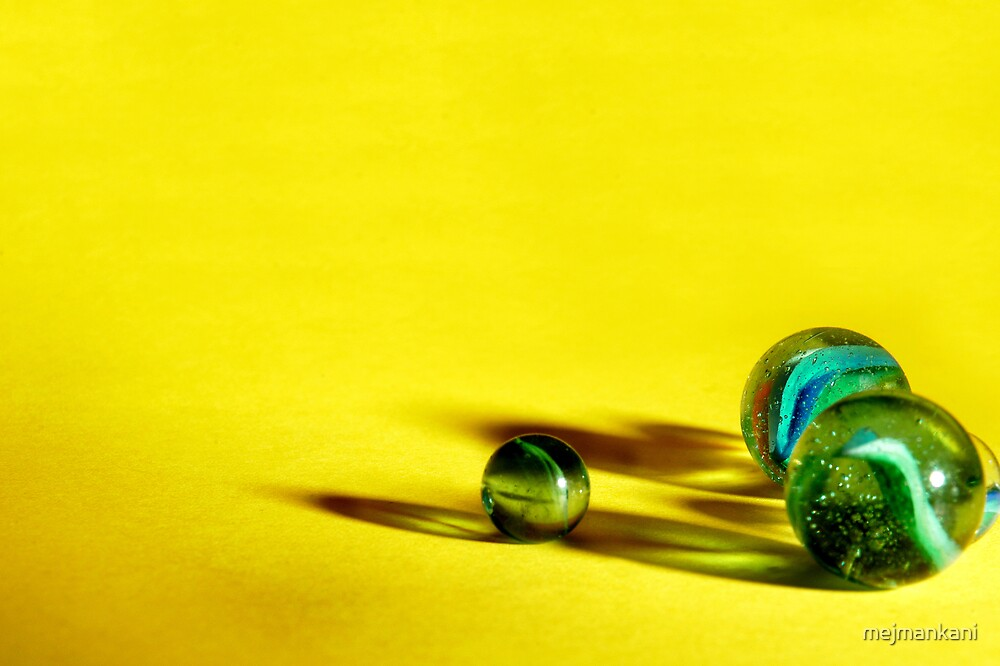 Marbles by mejmankani
