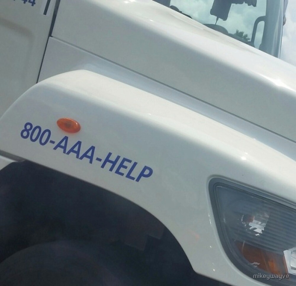 800-AAA-HELP by gobbeecompany