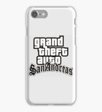 San Andreas iPhone Case/Skin