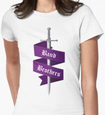 Band of Brothers-Purple T-Shirt