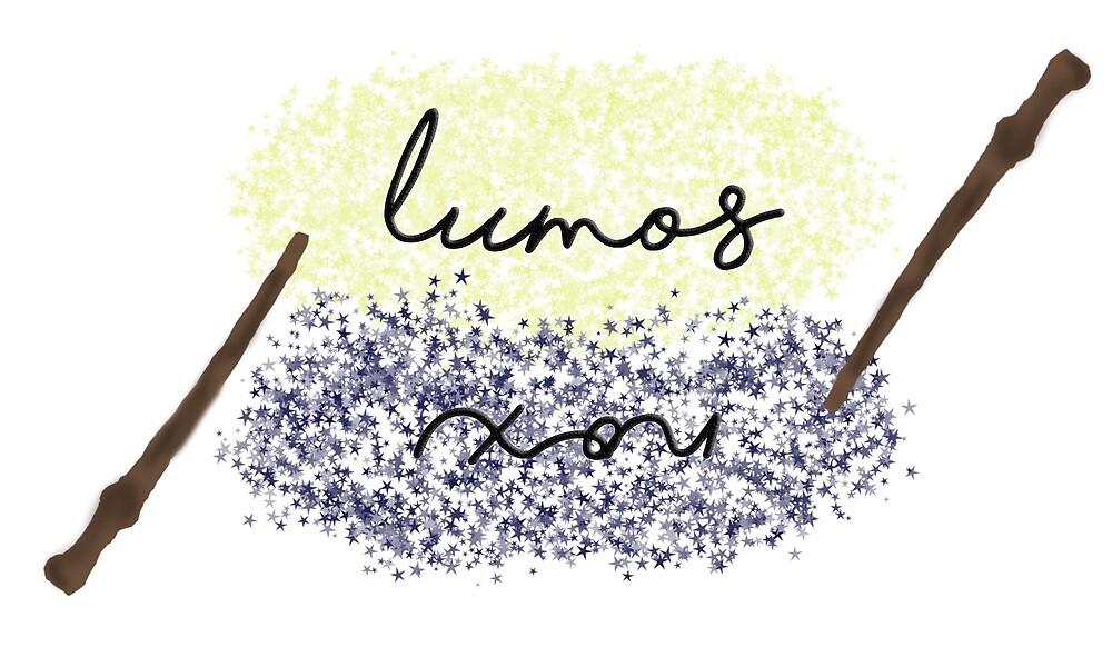Lumos by firestarlover