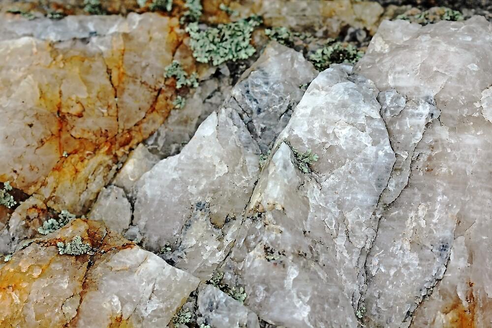 Rock Crystal by Debbie Oppermann