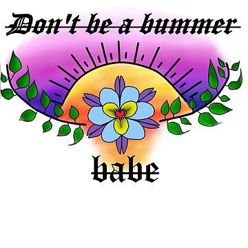 Summer Bummer  by bringindoomsday