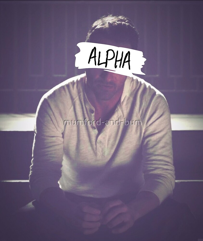 Peter Hale   Alpha by mumford-and-bum