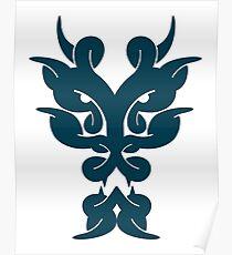 The mystic dragon Poster