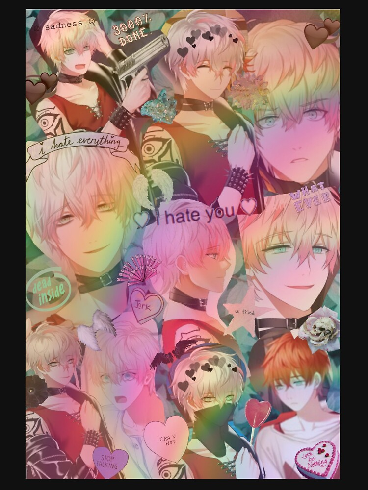 Mystic Messenger-Saeran by SmolYoonbum