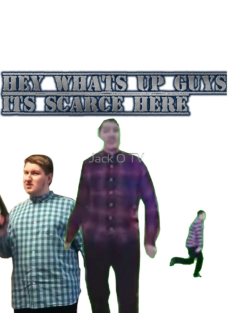 hey whats up guys its scarce here by Jack O TV