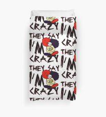 Crazy Duvet Cover