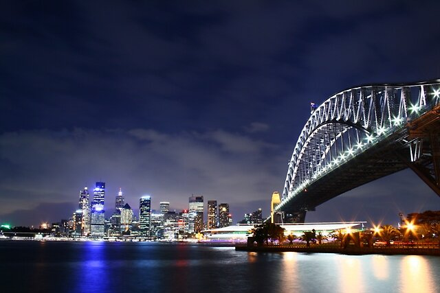 Eyes Over Sydney  by kelbrown73