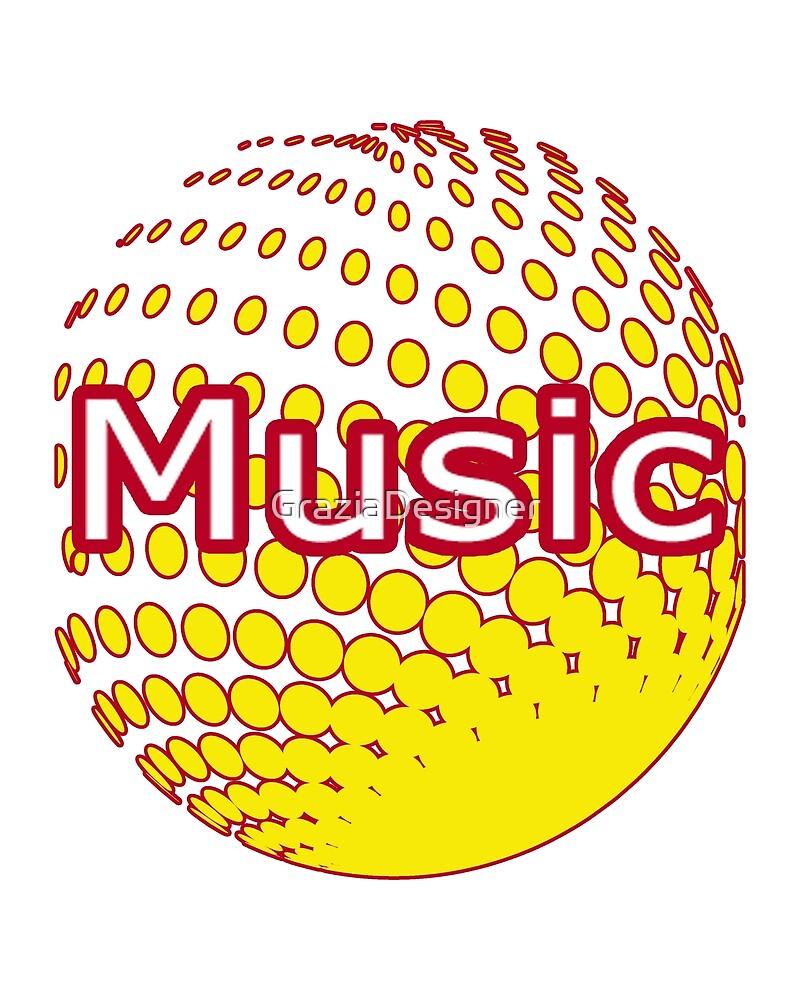 Music  by GraziaDesigner