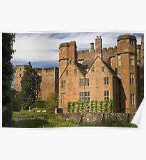 Kenilworth Castle Poster