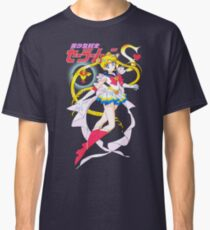 78404303d52 Super Sailor Moon Classic T-Shirt