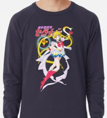 Super Sailor Moon Lightweight Sweatshirt