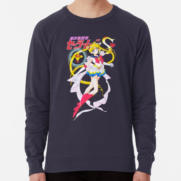 Super Sailor Moon Sweatshirt léger