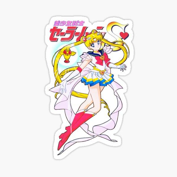 Super Sailor Moon Pegatina