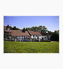 Village green Photographic Print