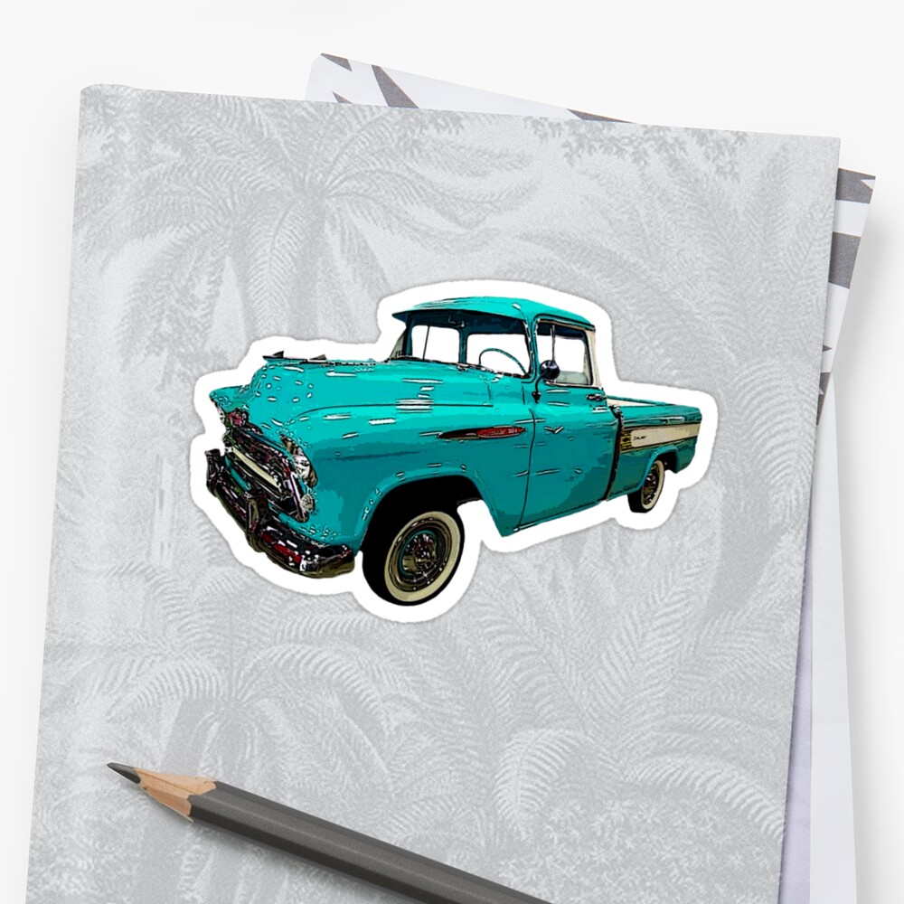 Classic Chevy Truck by holidays4you
