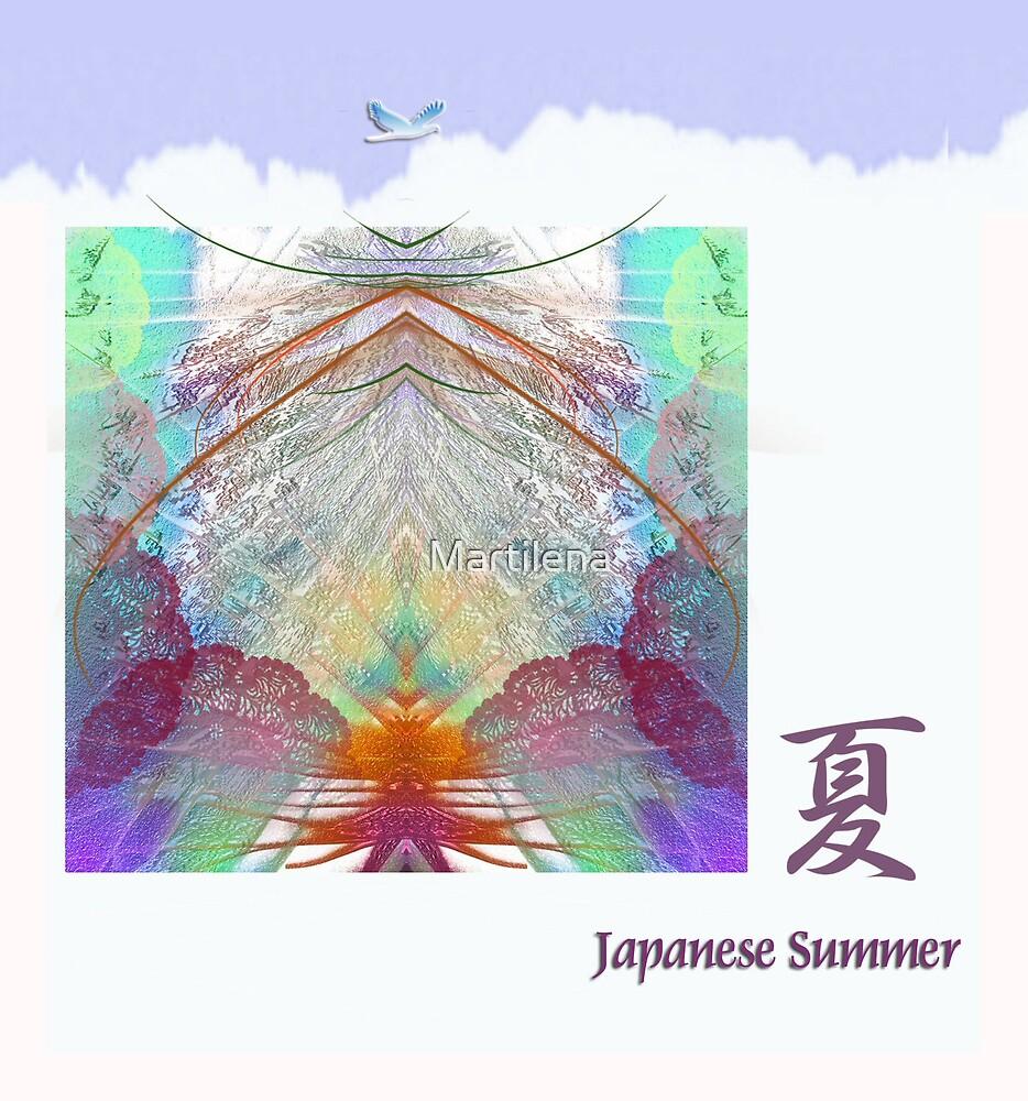Japanese summer by Martilena