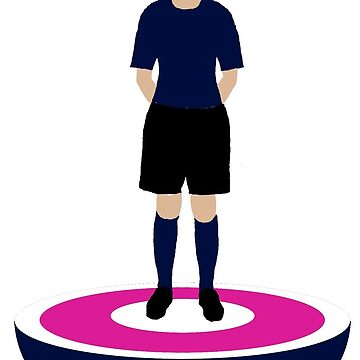 Subbuteo Girl - Russell Lea Women's Soccer Club by xabuteo