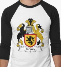 Torney  Men's Baseball ¾ T-Shirt
