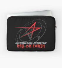 Lockheed Martin - Hell On Earth Laptop Sleeve