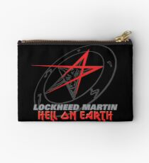 Lockheed Martin - Hell On Earth Studio Pouch