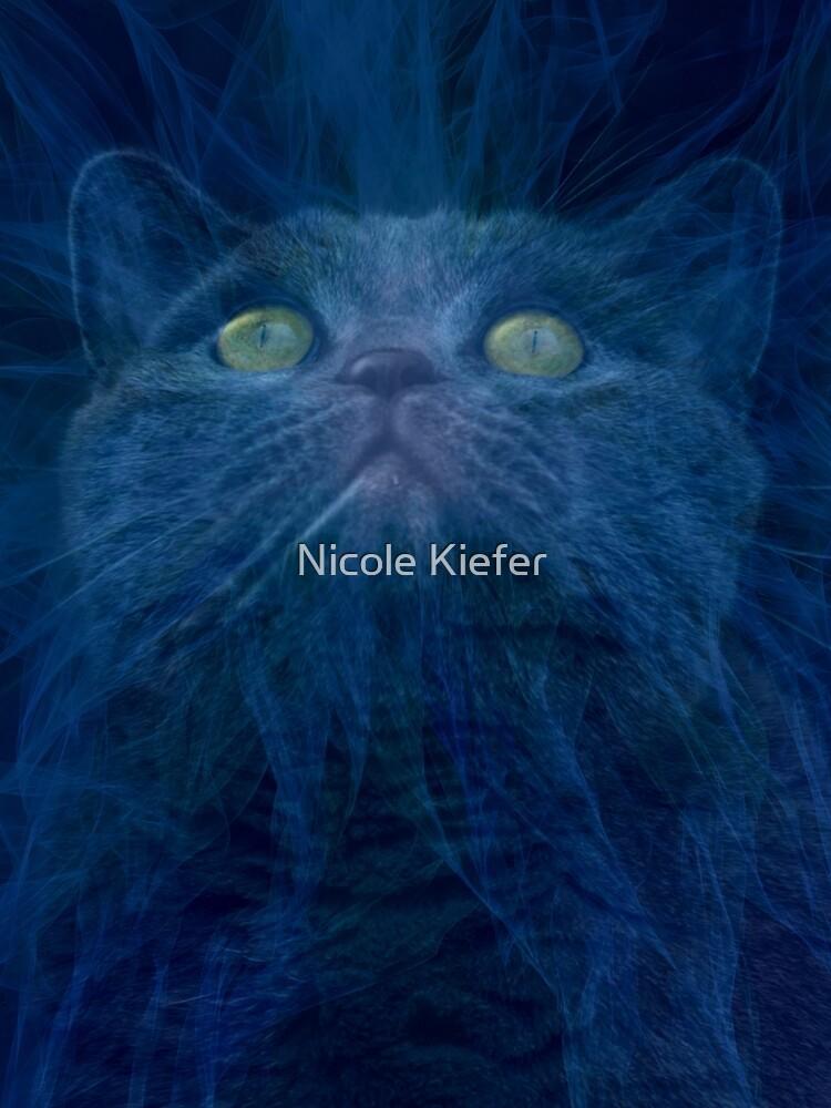 Angelic cat by NicoleK-design