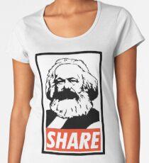 Share Women's Premium T-Shirt