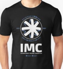 CONTACT IMC INTERNATIONAL MACHINE CONSORTIUM MOVIE LOGO Unisex T-Shirt