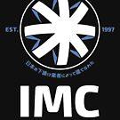 CONTACT IMC INTERNATIONAL MACHINE CONSORTIUM MOVIE LOGO by Vincent Carrozza