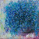 Blumenstrauß der Vergissmeinnichte - 2 von OLena  Art ❣️