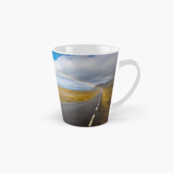 Rainbow in Norway Tall Mug