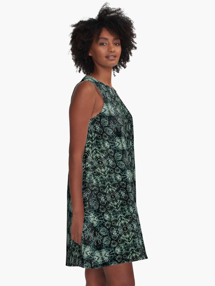 Alternate view of Zen - I Am Lagniape A-Line Dress