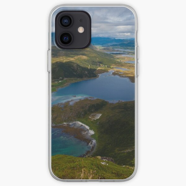 Landscape of Norway (2 of 3) iPhone Soft Case