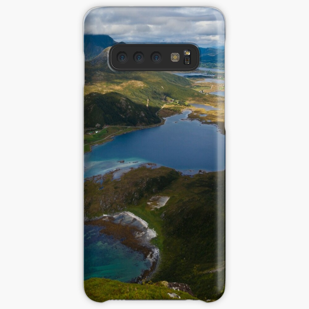 Landscape of Norway (2 of 3) Case & Skin for Samsung Galaxy