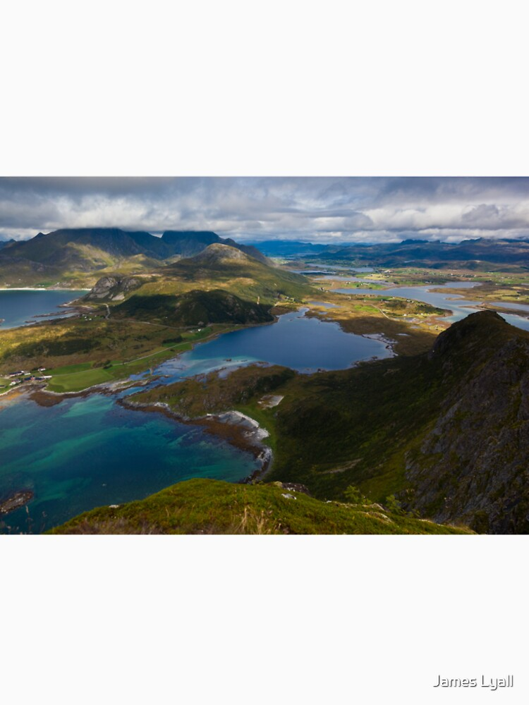 Landscape of Norway (2 of 3) by corwin