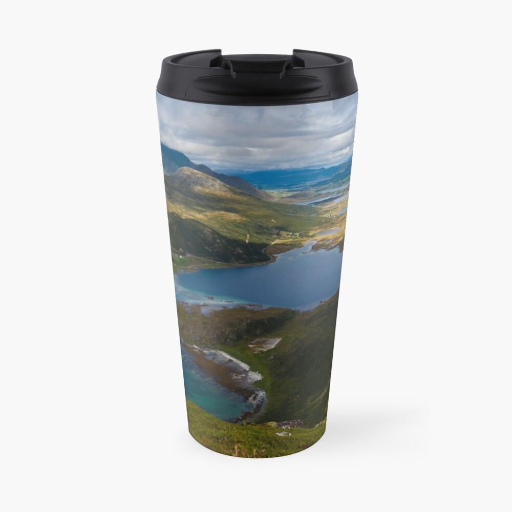 Landscape of Norway (2 of 3) Travel Mug