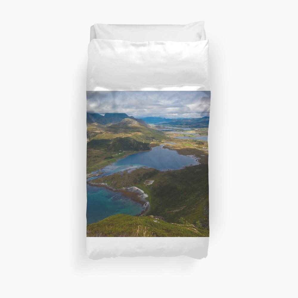 Landscape of Norway (2 of 3) Duvet Cover
