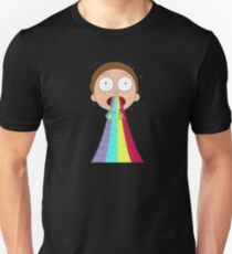 Morty Space Fart T-Shirt