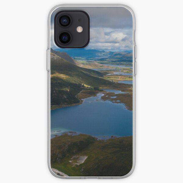 Landscape of Norway (3 of 3) iPhone Soft Case