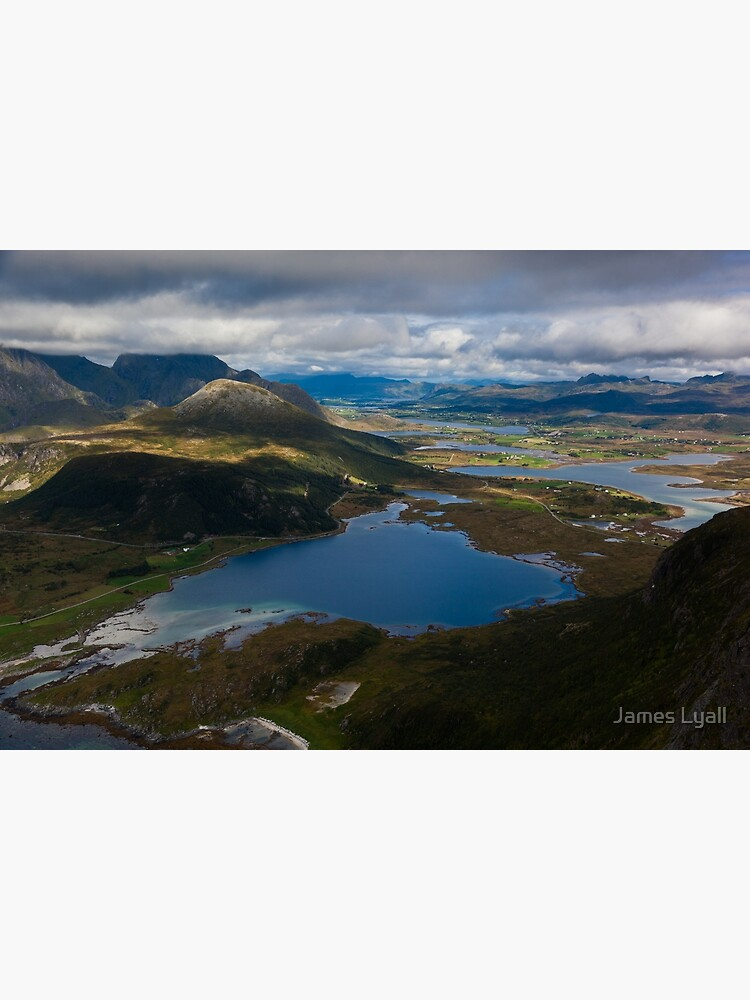 Landscape of Norway (3 of 3) by corwin