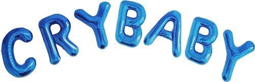 crybaby classic balloons  by twentyoneplots