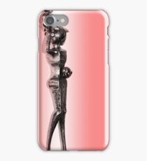 Figure Sculture iPhone Case/Skin