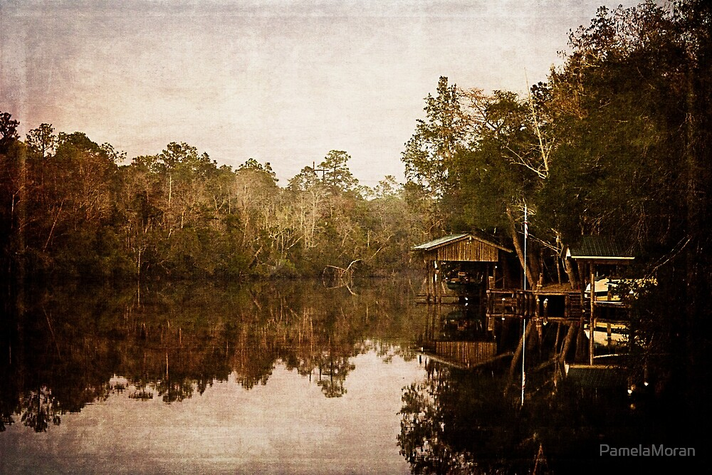 Blackwater Evening by PamelaMoran